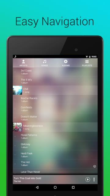 Audio & Music Player screenshot 19