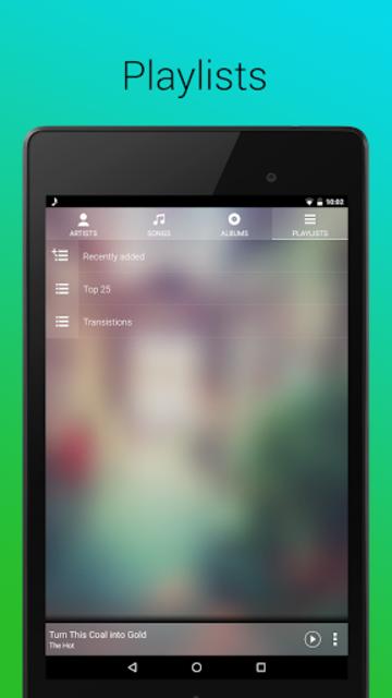 Audio & Music Player screenshot 20