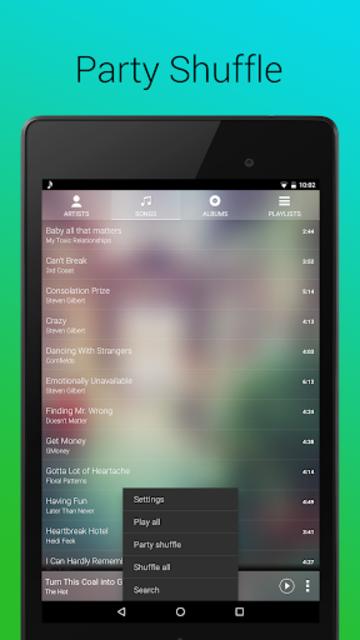 Audio & Music Player screenshot 21