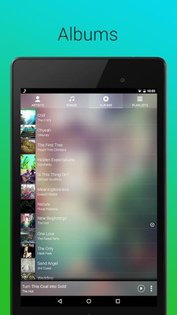 Audio & Music Player screenshot 22