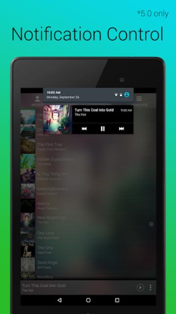 Audio & Music Player screenshot 23