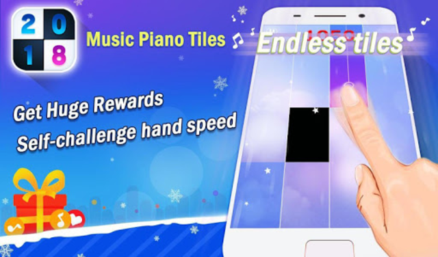 Magic Piano Tiles Master - Be a Musician 2019 screenshot 1