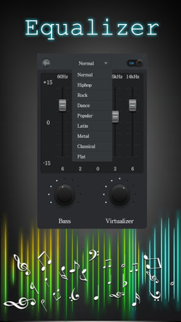 Music Equalizer screenshot 3