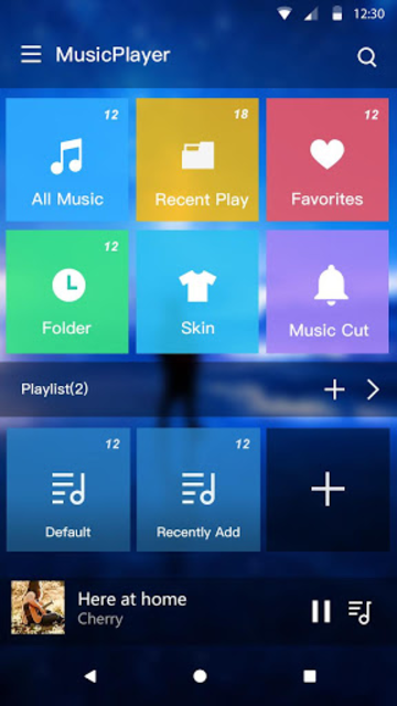 Music Player - Audio Player & Music Equalizer screenshot 8