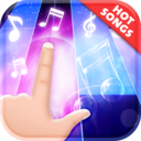 Icon for Black White Piano Tiles Magic - Relax with Music