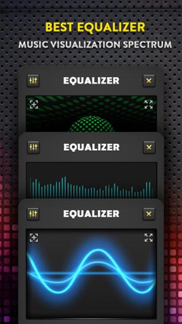 Bass Booster, Volume Booster - Music Equalizer🎚️ screenshot 4