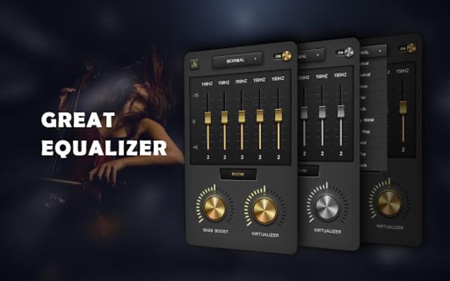 Bass Booster, Volume Booster - Music Equalizer🎚️ screenshot 7