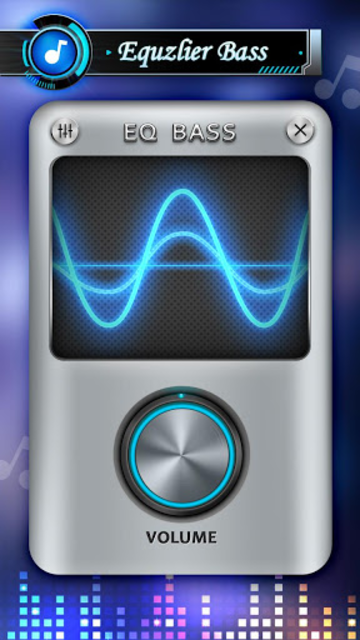 EQ & Bass Booster Pro - metal screenshot 1