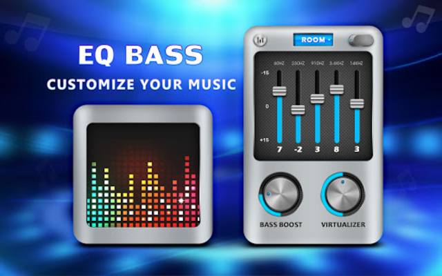 EQ & Bass Booster Pro - metal screenshot 6