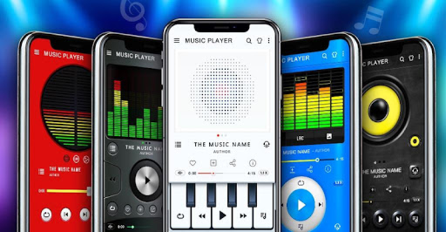 Music Player - Audio Player with Best Sound Effect screenshot 9