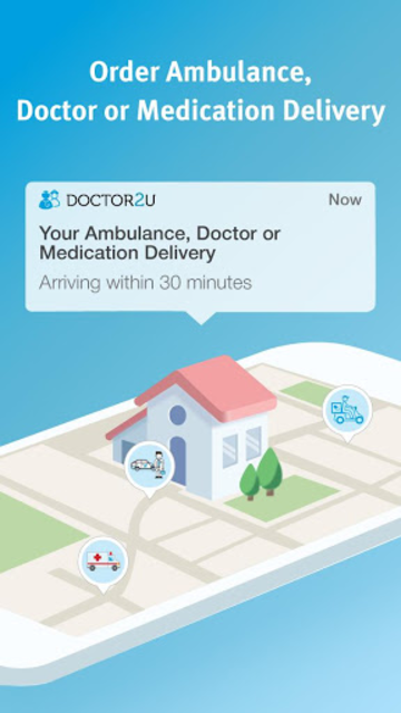 Doctor2U- Order Medicines, Consult online,Homecare screenshot 3