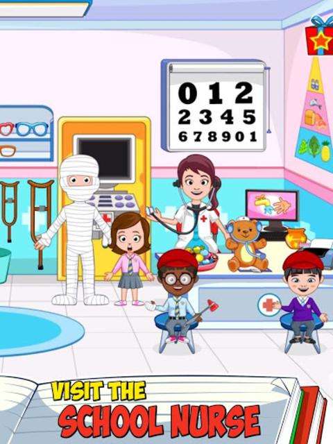 My Town : Preschool screenshot 16