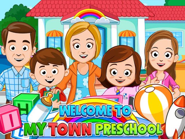 My Town : Preschool screenshot 11