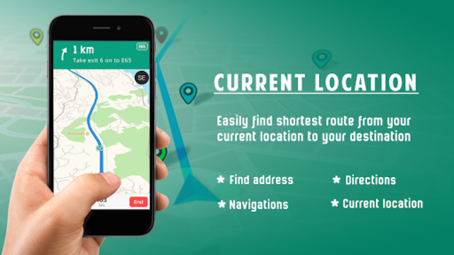 Free GPS Navigation: Offline Maps and Directions screenshot 9