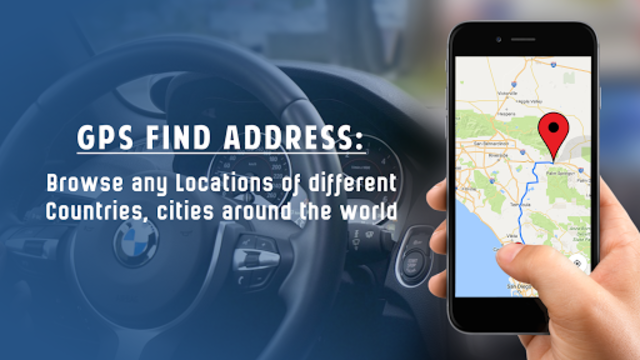 Free GPS Navigation: Offline Maps and Directions screenshot 10