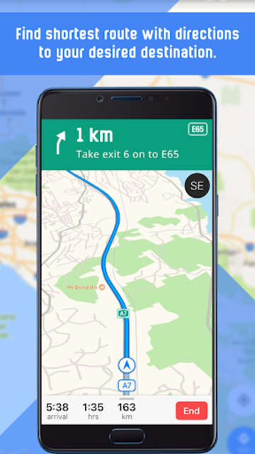 Free GPS Navigation: Offline Maps and Directions screenshot 14