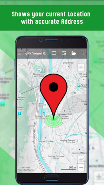 Free GPS Navigation: Offline Maps and Directions screenshot 20