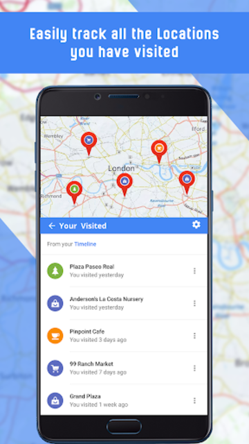 Free GPS Navigation: Offline Maps and Directions screenshot 21
