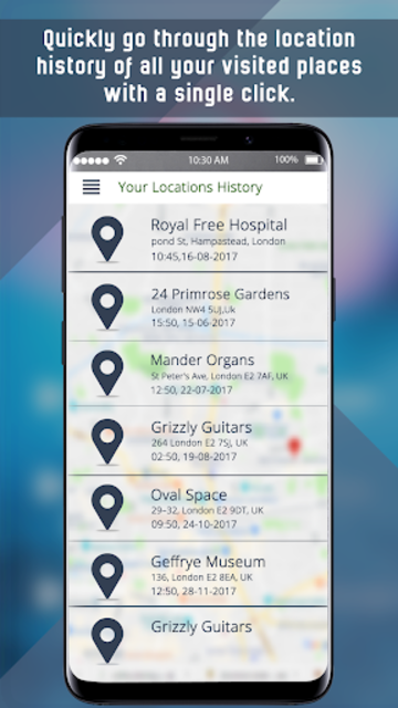 Free GPS Navigation: Offline Maps and Directions screenshot 24