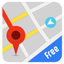 Icon for Free GPS Maps, Directions, Navigation & Traffic