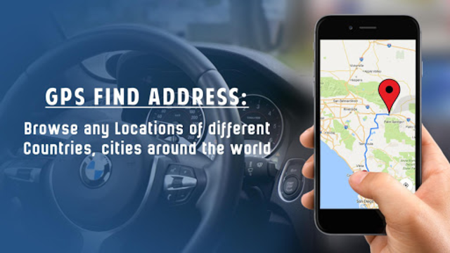 Free GPS Navigation: Offline Maps and Directions screenshot 1