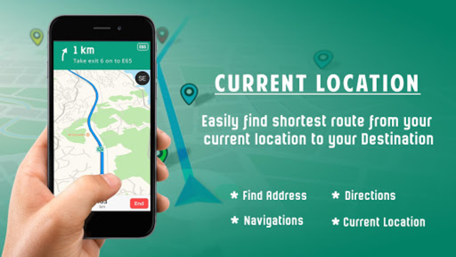 Free GPS Navigation: Offline Maps and Directions screenshot 5