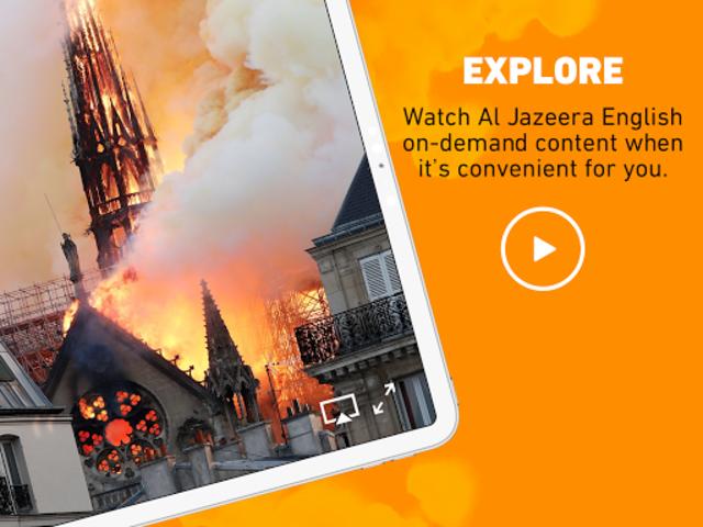 Al Jazeera English screenshot 12