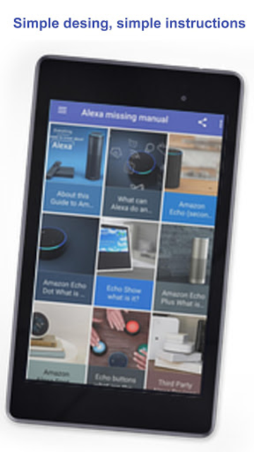 User Guide to echo and Alexa Devices screenshot 7