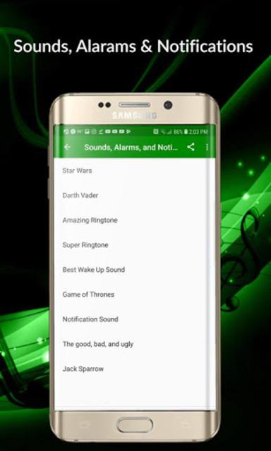 Today's Hit Ringtones - Free New Music Ringtones screenshot 12