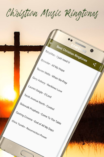 Best Christian Ringtones screenshot 1