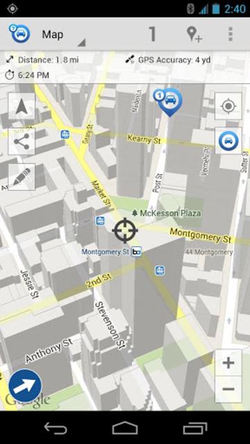Car Finder AR screenshot 2