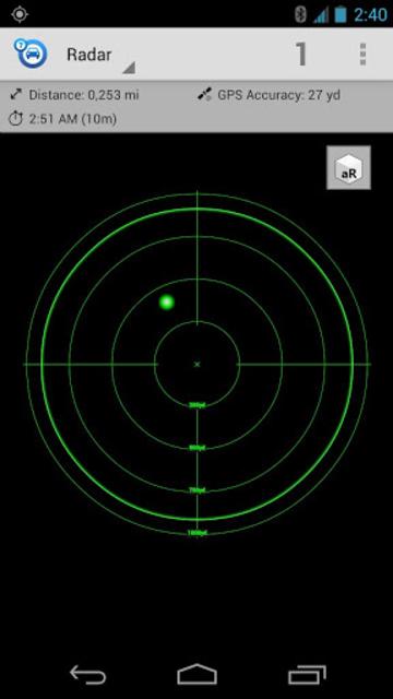 Car Finder AR screenshot 3