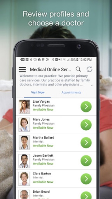 Baptist Health Care On Demand screenshot 3
