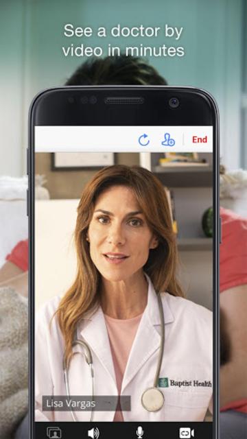 Baptist Health Care On Demand screenshot 4