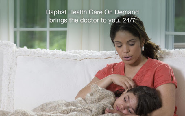Baptist Health Care On Demand screenshot 7