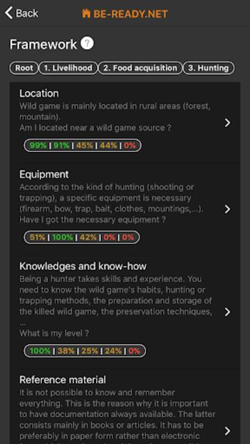 BE-READY.net screenshot 3