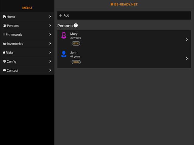 BE-READY.net screenshot 7
