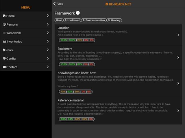 BE-READY.net screenshot 8
