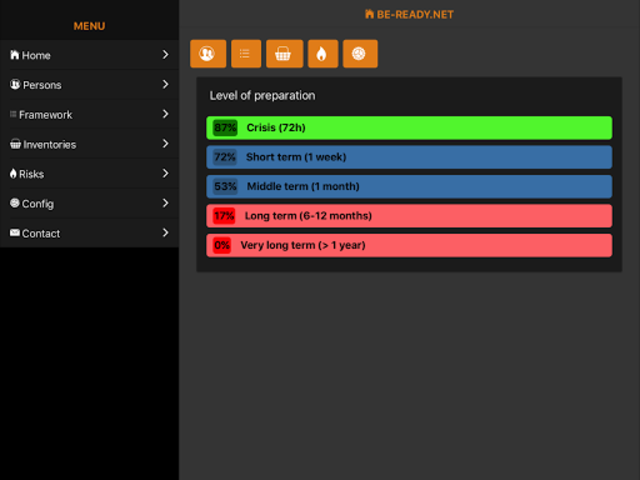 BE-READY.net screenshot 11