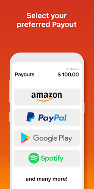 Poll Pay: Make money & free gift cards cash app screenshot 10