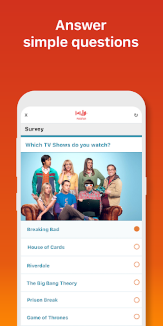 Poll Pay: Earn money and gift cards - paid surveys screenshot 12