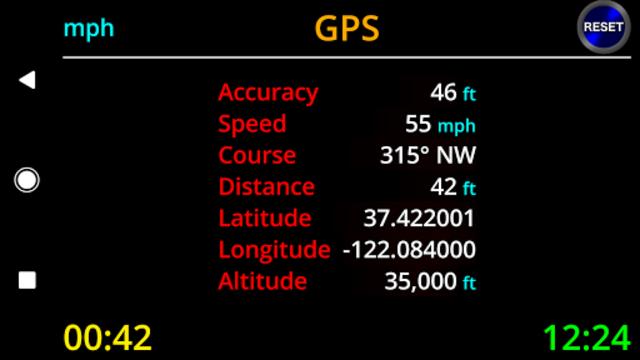 SpeedOdo screenshot 6