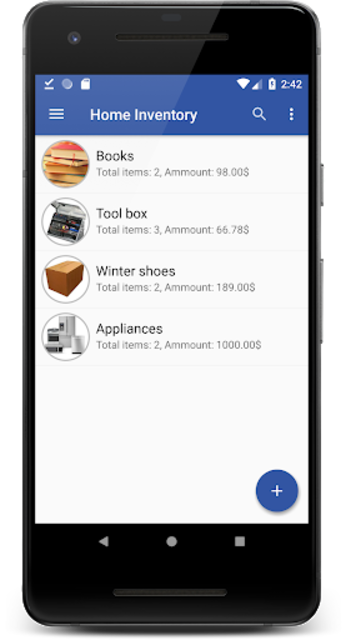 Home Inventory screenshot 4