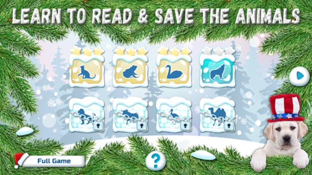 Learn to Read & Save Animals, English Phonics ABC screenshot 18