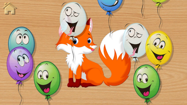 Funny Animal Puzzles for Kids, full game screenshot 3
