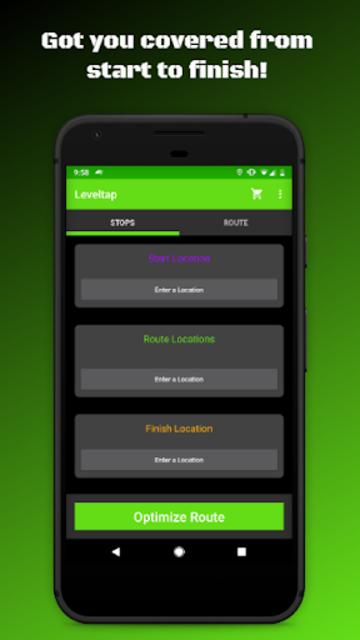Leveltap - Route Planner | Route Optimizer screenshot 8