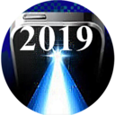 Icon for flashlight 2019