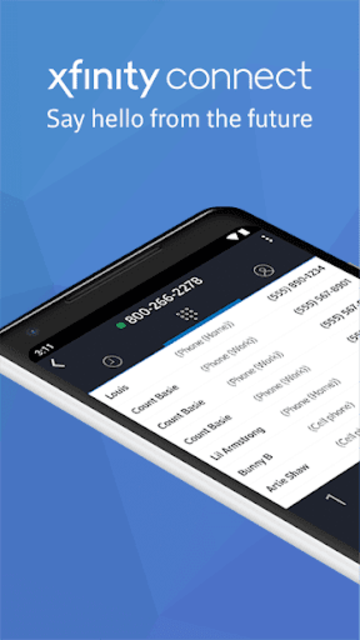 Xfinity Connect