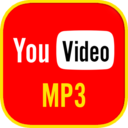 Icon for video converter to mp3