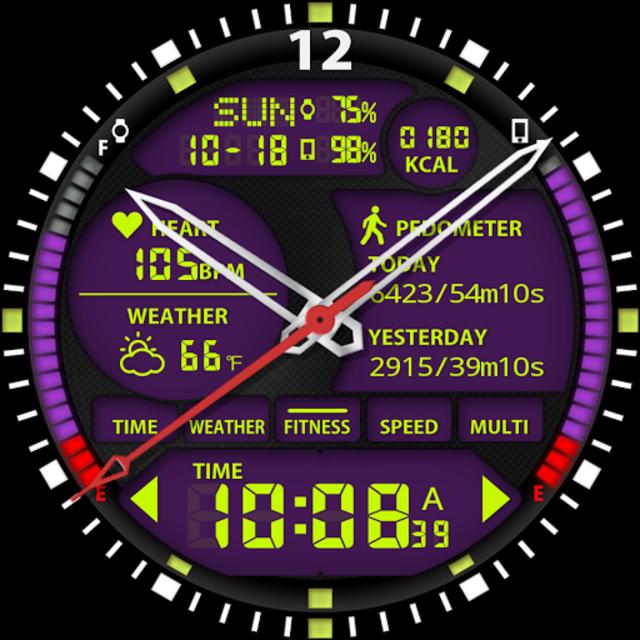 S01 WatchFace for Moto 360 screenshot 27